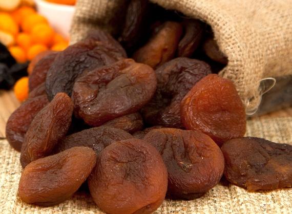 Курага натуральная (абрикос вяленый)