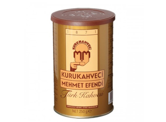 Кофе по-турецки Kurukahveci Mehmet efendi