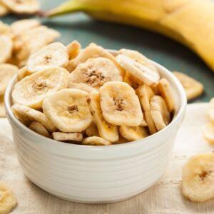 Высушенные бананы