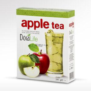 Напиток растворимый со вкусом яблоки 200г