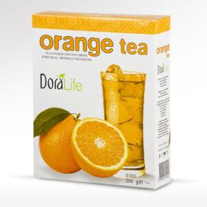 Напиток растворимый со вкусом апельсина 200г