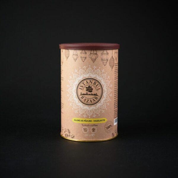 Турецкий кофе Istanbul Bazaar с фундуком