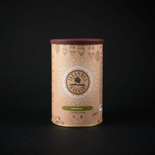 Турецкий кофе Istanbul Bazaar с кардамоном