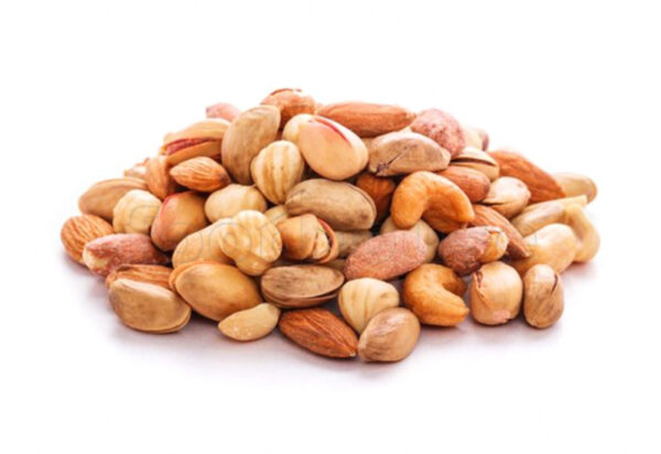 Смесь орехов с фисташкой