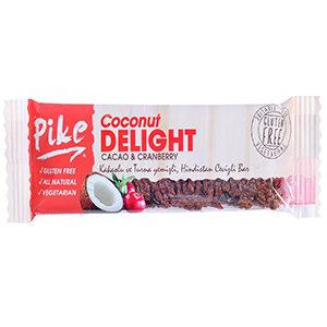 Батончик кокосовый и какао Vegan