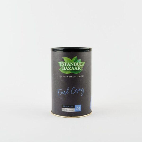 Черный чай Istanbul Bazaar Earl Grey