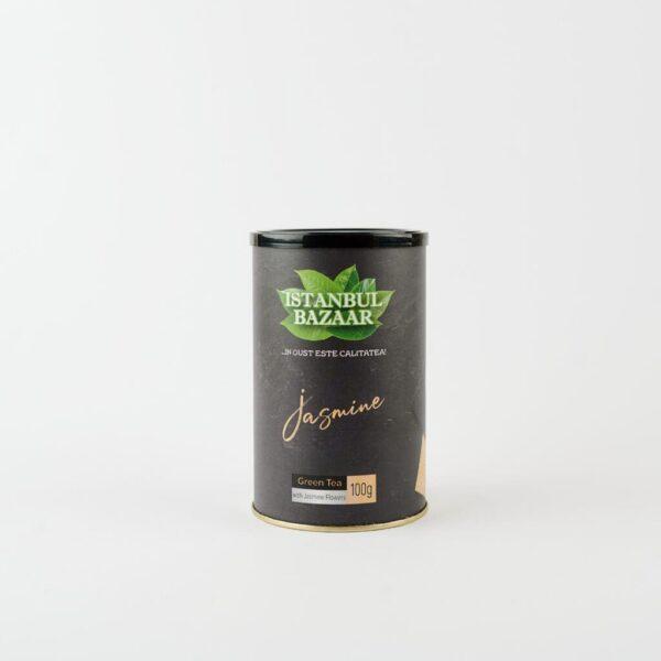 Зеленый чай Istanbul Bazaar Jasmine
