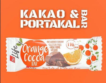 Batonas din curmale cu portocala si cacao