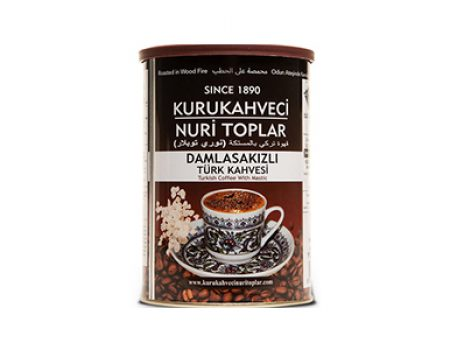 Кофе Nuri Toplar с мастикой